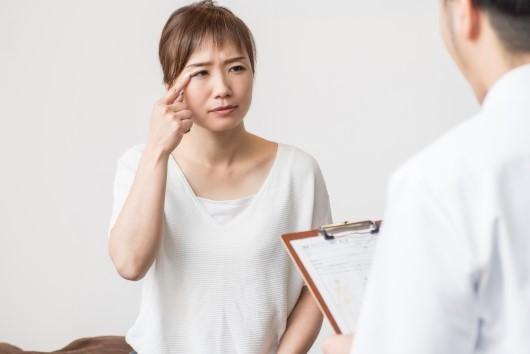 顔面麻痺検査